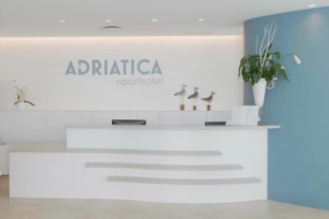 Adriatica Aparthotel - reception